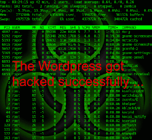 hacking-wordpress
